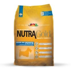 NUTRA GOLD  ADULTO MICROBITE 7.5 KILO